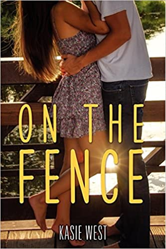 Image result for on the fence by kasie west