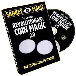 Revolutionary Coin Magic 20 By Jay Sankey