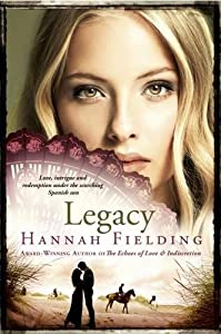 Legacy (Andalucian Nights Trilogy)
