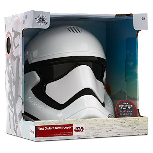 Enchanted Garden Costume (Star Wars The Force Awakens First Order Stormtrooper Voice Changing Mask Roleplay Toy)