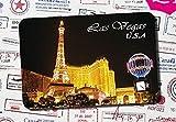 American creative tourism souvenirs Fridge magnets soft magnetic stick to Las Vegas