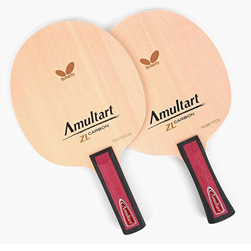 1pcsバタフライAmultart ZLカーボンブレードShakehand (/ Tennis St/ FLTable Tennis ( Paddles Bat B0767G46G2, 家具雑貨のカントリーハウス:b8a1b4c4 --- gamenavi.club
