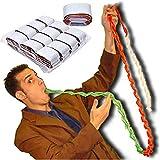 Happy reunion Mouth Coils 12 Pcs Magic Tricks Multicolor Magic Props Magic Accessories-Mouth Coils Paper Coil for Real Magic Trick(12 Pcs)