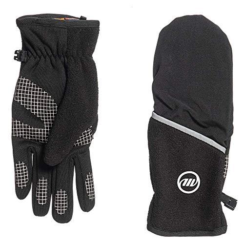 ホイッスルペパーミント繊毛(マンツェラ) Manzella レディース 手袋?グローブ Hatchback Hunting Gloves [並行輸入品]