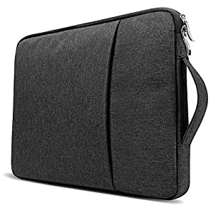 13.3 inch Water Repellent Laptop Sleeve with Handle and Pocket