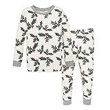 Burt's Bees Baby Baby Girl's Pajamas, Tee and Pant