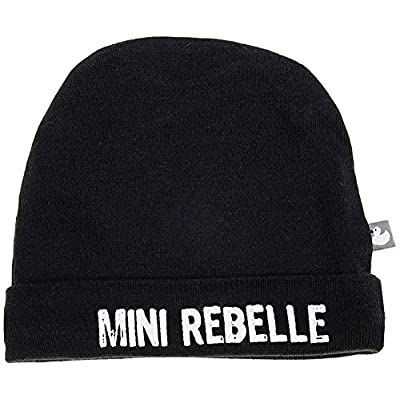 BB Co Mini Rebelle Bonnet Doublé en Pur ... 9d4c0979f9a