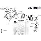 Mishimoto MMAI-RGR-19 Performance Air
