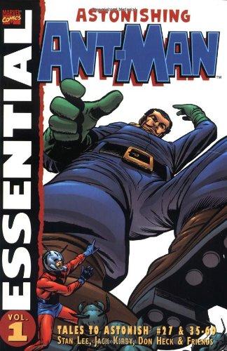 Essential Ant Man, Vol. 1 (Marvel Essentials) ebook