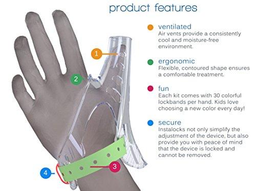 TGuard AeroThumb, Treatment Kit to Stop Thumbsucking (Small (Ages 0-4)) by TGuard (Image #4)