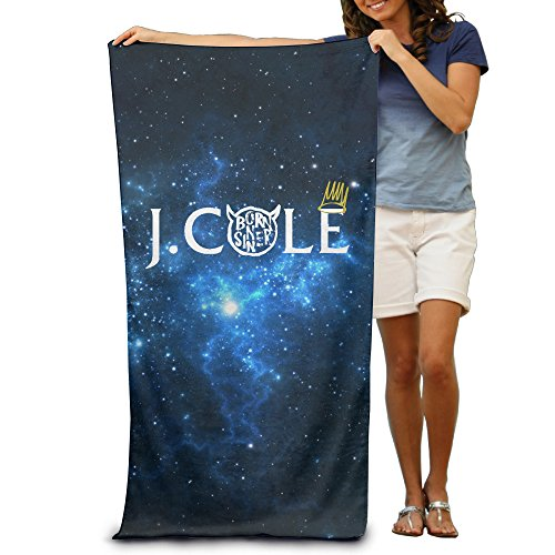 jcole-born-sinner-crown-only-31551-beach-towel