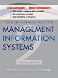 Management Information Systems, Rainer, R. Kelly and Watson, Hugh J., 1118477685