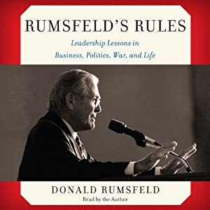 Rumsfeld's Rules Audiobook