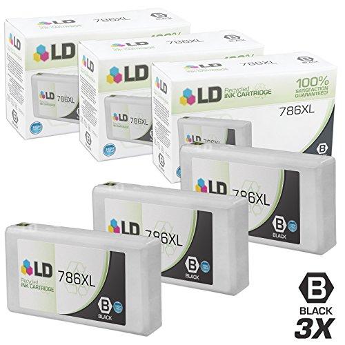 LD© Remanufactured Epson T786XL120 / T786120 / T786 / 7