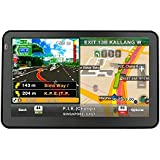 Quanmin 7''inch HD Screen Hand-held Car GPS Navigation DDR128RAM 8G Memory 800MHZ Fm Window CE 6.0 load With Newest...
