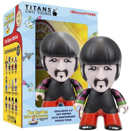 Titans Beatles SGT Pepper 50th Anniversary 4.5