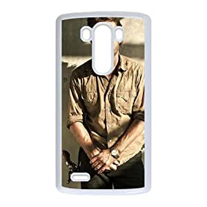 LG G3 phone cases White The Walking Dead Phone cover PQS5166427