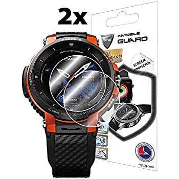 Amazon.com: [5-Pack] for Casio WSD-F20 Watch Screen ...