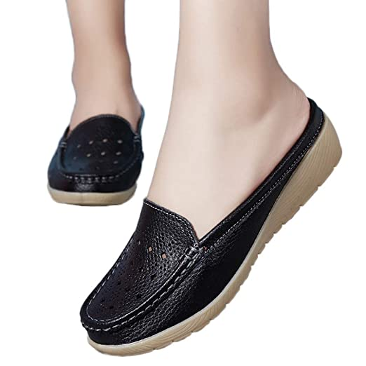 83c5d984be868 Amazon.com: Amlaiworld Women Loafer Shoes Summer Working Shoes ...