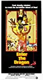 Enter the Dragon POSTER Movie (27 x 40 Inches - 69cm x 102cm) (1973) (Style C)