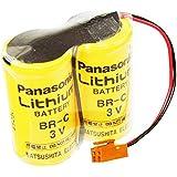 Panasonic Batteriepack BR-CCF2TE, BR-CCF2TH Lithium 6V 5000mAh