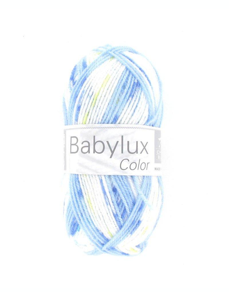 Laine BABYLUX COLOR 400 Gris blanc