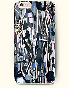 SevenArc Phone Shell New Apple iPhone 6 case 4.7' -- Scattered Doodle