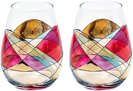 ANTONI BARCELONA Stemless Wine Glasses product image