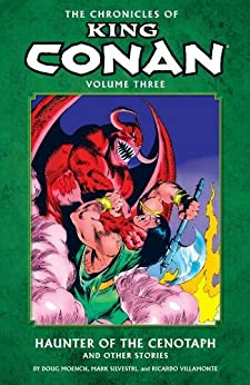 Amazon.com: Chronicles of King Conan Volume 3: The Haunter