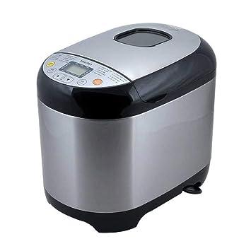 La máquina de pan, máquina multifuncional automática para hornear máquina de pan inteligente de acero