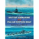 British Submarine vs Italian Torpedo Boat: Mediterranean 1940?43 (Duel)