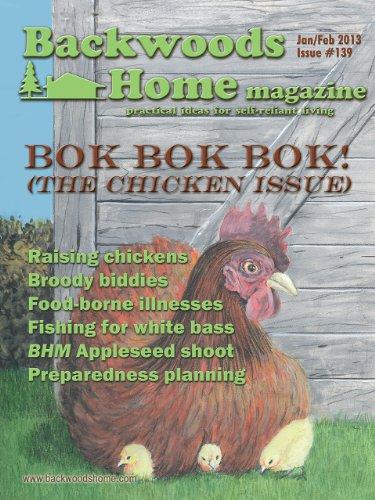 Backwoods Home Magazine #139 - Jan/Feb 2013 by [Backwoods Home Magazine]