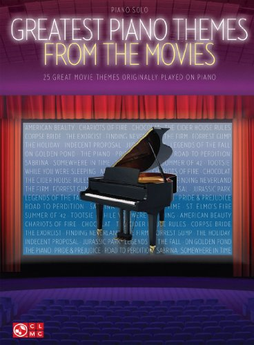 Greatest Piano Themes from the Movies: Piano Solo Songbook
