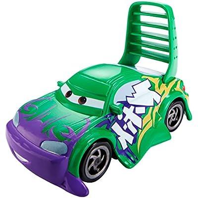 Disney Pixar Cars Color Changers Wingo Vehicle: Toys & Games