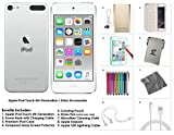 Apple iPod Touch 6th Generation and Accessories, 16GB - Silver