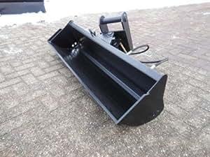 Cangilón de la Excavadora / Ancho 1400mm / Adaptador MS01 / Hidráulica Giratoria / BBT-90009051 / Calificador