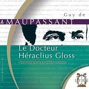 Le Docteur Héraclius Gloss | Livre audio