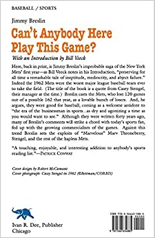 Can't Anybody Here Play This Game?: The Improbable Saga of