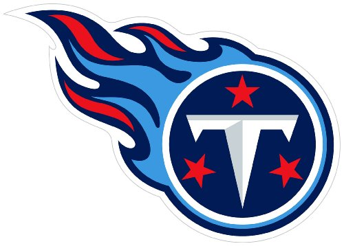 - Siskiyou NFL Tennessee Titans 8