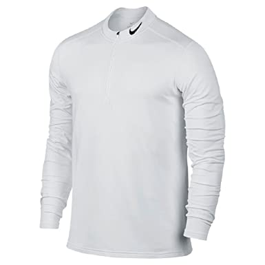 8ca712ec Amazon.com: Nike Men's Dri-FIT Base Layer Warm Training Pullover XL ...