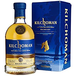 Kilchoman Single Malt Scotch Whisky Machir Bay, (1 x 0.7 l)