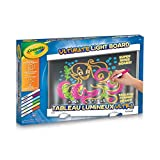 Crayola Ultimate Light Board, Holiday Toys, Gift for Boys and Girls, Kids, Age 6, 7, 8, 9,  Gifting