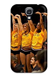 los angeles lakers cheerleader nba NBA Sports & Colleges colorful Samsung Galaxy S4 cases