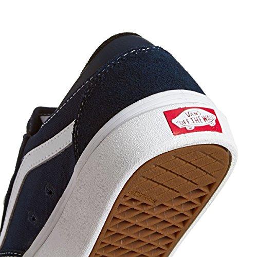 Scarpette Crockett Gilbert Blu P Blu M Sportive Vans 7BqPdd
