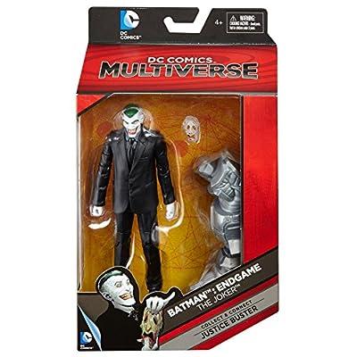 DC Comics Multiverse The Joker Endgame Action Figure: Toys & Games