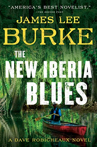 Book cover from The New Iberia Blues: A Dave Robicheaux Novel by James Lee Burke