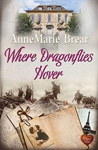 book cover of Where Dragonflies Hover