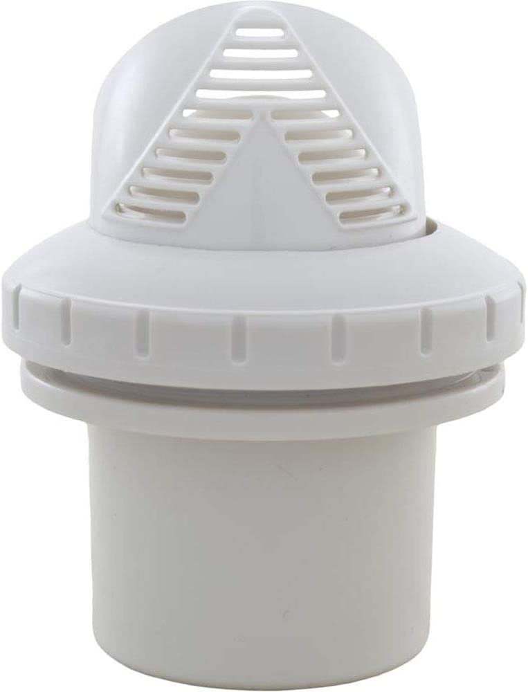 Infusion Pool Products VRFSISWH Venturi Return Fitting Slip44; White