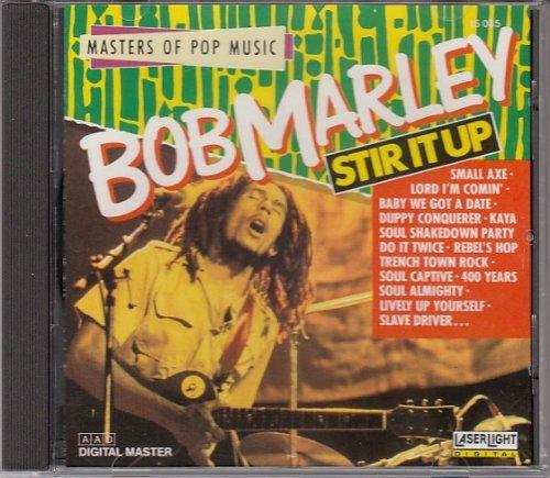 Bob Marley & The Wailers - Stir It Up By Bob Marley (0001-01-01) - Zortam Music