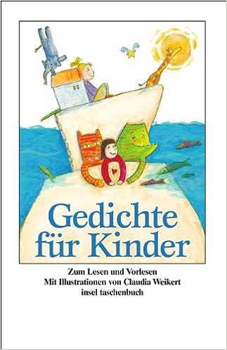 Berühmt Gedichte für Kinder: Zum Lesen und Vorlesen insel taschenbuch @ZM_78